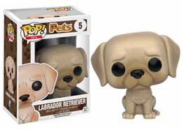 FUNKO POP PETS DOG LABRADOR RETRIEVER