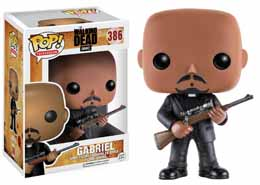 WALKING DEAD FUNKO POP GABRIEL