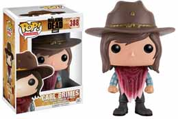 WALKING DEAD FUNKO POP CARL GRIMES
