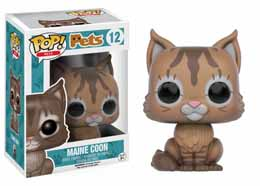 FUNKO POP! PETS CAT MAINE COON