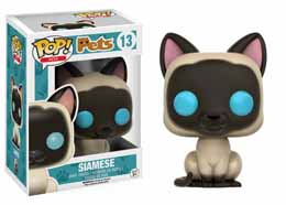 FUNKO POP! PETS CAT SIAMESE