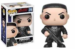 DAREDEVIL FUNKO POP! MARVEL PUNISHER