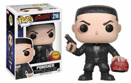 Photo du produit DAREDEVIL FUNKO POP! MARVEL PUNISHER Photo 1