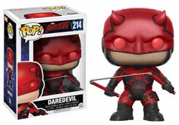 DAREDEVIL POP! MARVEL VINYL BOBBLE HEAD DAREDEVIL
