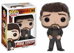 PREACHER FIGURINE POP JESSE CUSTER