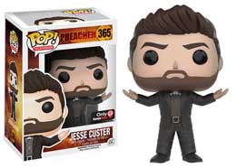 PREACHER FUNKO POP JESSE CUSTER ARMS UP (EXCLUSIVE)