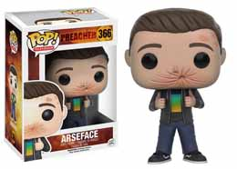 PREACHER FIGURINE POP ARSEFACE