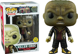 Photo du produit SUICIDE SQUAD FUNKO POP KILLER CROC GLOW IN THE DARK EDITION LIMITEE Photo 1