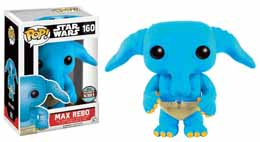 STAR WARS POP! VINYL BOBBLE HEAD SPECIALITY SERIES MAX REBO
