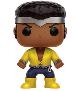FIGURINE FUNKO POP MARVEL IRON FIST - LUKE CAGE POWER MAN