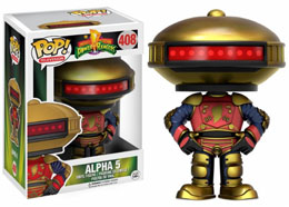POWER RANGERS TELEPORTING RANGERS LIMITED EDITION ALPHA 5