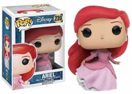 DISNEY PRINCESSES FUNKO POP ARIEL