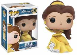 DISNEY PRINCESSES FUNKO POP BELLE