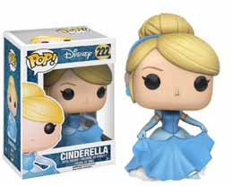 DISNEY PRINCESSES FUNKO POP CINDERELLA