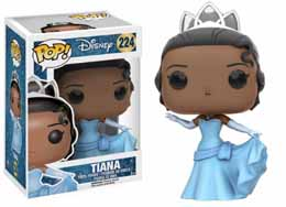 DISNEY PRINCESSES FUNKO POP PRINCESSE TIANA