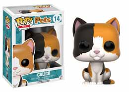 FUNKO POP! PETS CAT CALICO