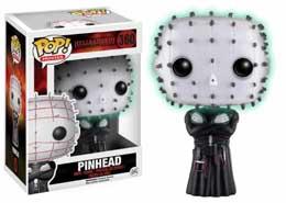 HELLRAISER FUNKO POP! PINHEAD GITD