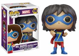 FIGURINE FUNKO POP MS. MARVEL (KAMALA KHAN)