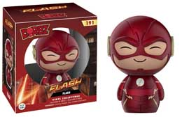 FLASH VINYL SUGAR DORBZ VINYL FIGURINE FLASH