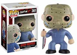 FRIDAY THE 13TH FUNKO POP JASON VOORHEES LIMITED EDITION