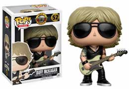 FIGURINE FUNKO POP GUNS N ROSES DUFF MCKAGAN