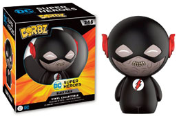 DORBZ COMICS BLACK FLASH