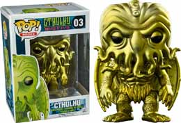 FUNKO POP CTHULHU METALLIC LIMITED EDITION