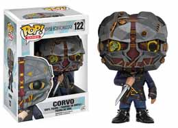 FUNKO POP DISHONORED 2 CORVO