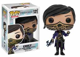 FUNKO POP DISHONORED 2 EMILY