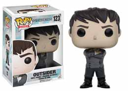 FUNKO POP DISHONORED 2 OUTSIDER