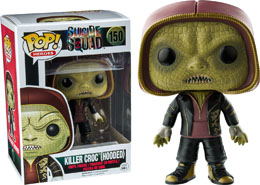 FUNKO POP SUICIDE SQUAD KILLER CROC (HOODED)