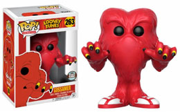 LOONEY TUNES FUNKO POP GOSSAMER SPECIALTY SERIES