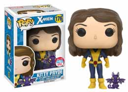 FUNKO POP X-MEN KITTY PRYDE NEW YORK COMIC CON EXCLUSIVES