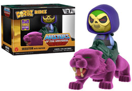 SDCC 2017 FUNKO DORBZ FLOCKED PANTHOR EXCLUSIVE - MASTERS OF THE UNIVERSE