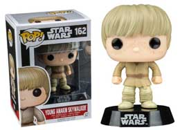 FUNKO POP! STAR WARS - YOUNG ANAKIN SKYWALKER