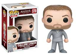 ASSASSIN 'S CREED FUNKO POP CALLUM LYNCH