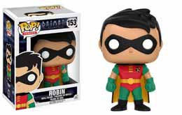 FUNKO POP ROBIN THE ANIMATED SERIES