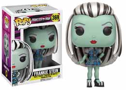 FUNKO POP MONSTER HIGH FRANKIE STEIN