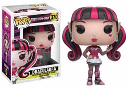 FUNKO POP MONSTER HIGH DRACULAURA