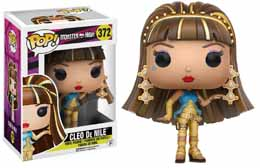 POP MONSTER HIGH FIGURINE CLEO DE NILE