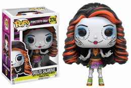FUNKO POP MONSTER HIGH SKELITA CALAVERAS