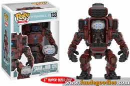 Photo du produit FUNKO POP TITANFALL SARAH & MOB-1316 OVERSIZED