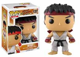 Photo du produit FUNKO POP STREET FIGHTER RYU
