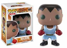 FUNKO POP STREET FIGHTER BALROG