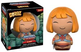 MASTERS OF THE UNIVERSE FIGURINE DORBZ HE-MAN