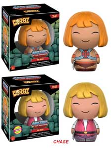Photo du produit MASTERS OF THE UNIVERSE FIGURINE DORBZ HE-MAN Photo 1