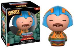 MASTERS OF THE UNIVERSE FIGURINE DORBZ MAN AT ARMS