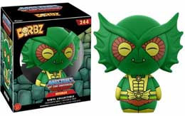 MASTERS OF THE UNIVERSE FIGURINE DORBZ MERMAN