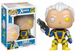 MARVEL FUNKO POP X-MEN CABLE