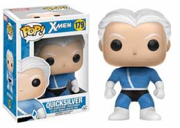 MARVEL FUNKO POP X-MEN QUICKSILVER